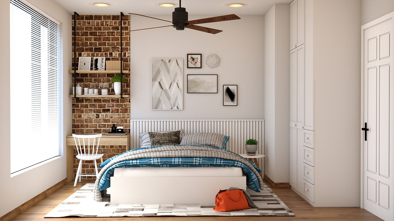 healthy bedroom
