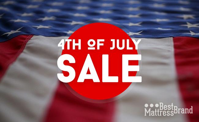 4th of July Mattress Sale