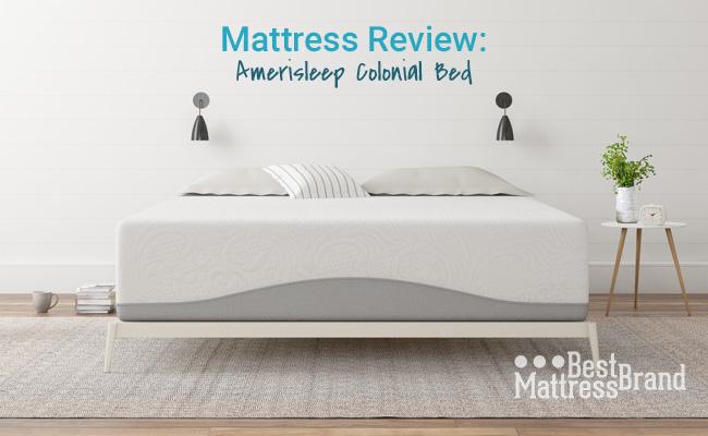 Amerisleep Colonial Bed Review – A Greener, Luxury Memory Foam Mattress