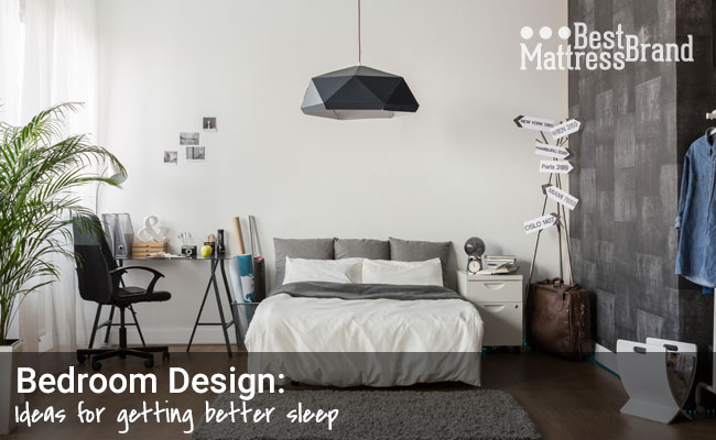 Bedroom Design Ideas for Getting Better Sleep