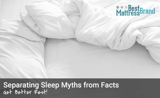 Getting Better Rest: Separating Sleep Myths from Facts