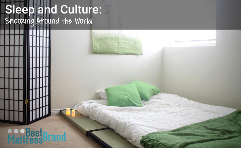 Sleep and Culture: Snoozing Around the World