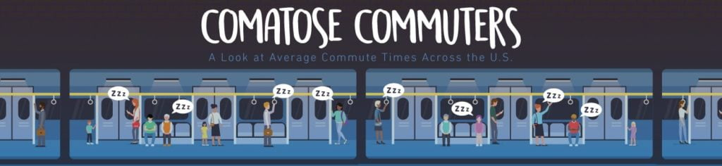 Comatose Commuters Header