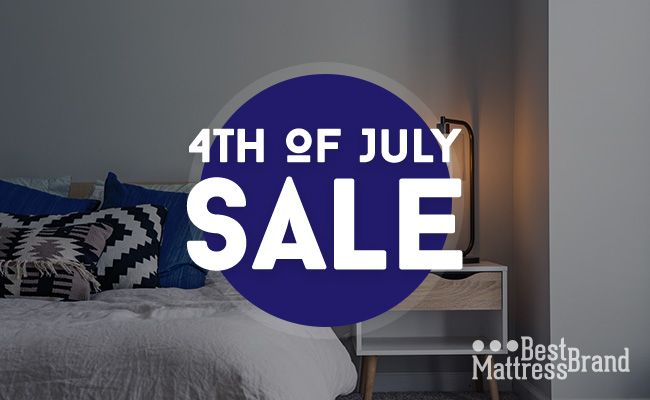 4th of July Mattress Sale Deals