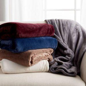blankets for bedding