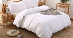 duvet and duvet cover for bedding