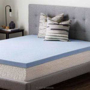 mattress toper for bedding
