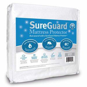 Sureguard Waterproof Mattress Protector