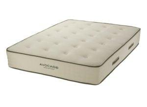 eco-friendly avocado green mattress