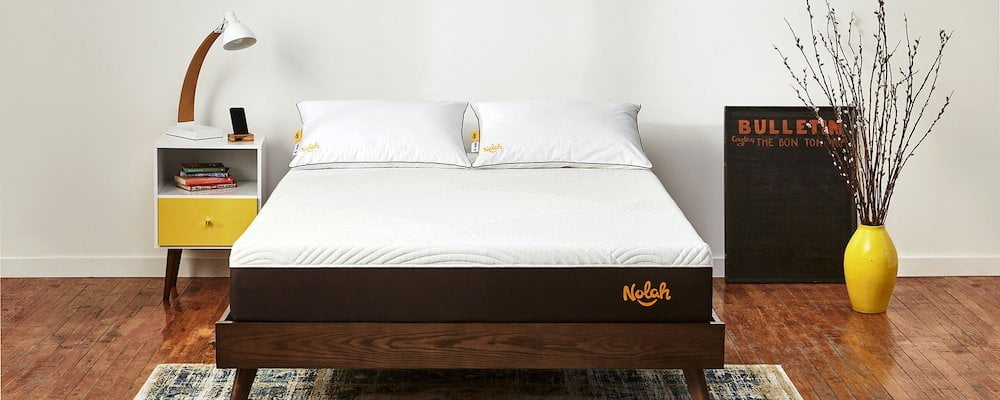nolah all foam mattress