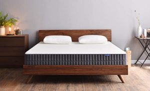 sweetnight ventilated memory foam mattress