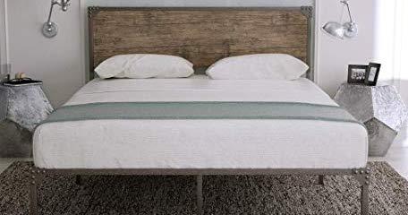 URest Platform Bed Frame