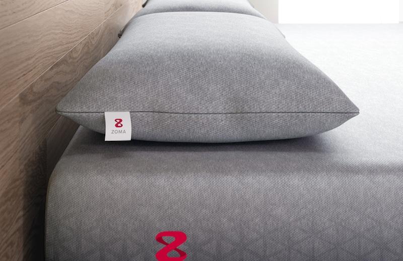 zoma memory foam pillow