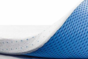 visco soft memory foam pad