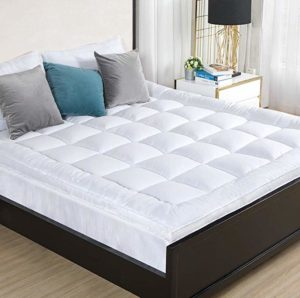 Duck and Goose Co Plush Durable Premium Hotel Quality Mattress Topper