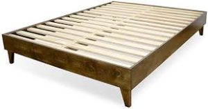 ExceptionalSheets Wood Bed Frame