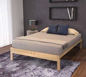 KD Frames Nomad Plus Platform Bed