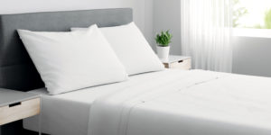 Amerisleep Percale Cotton Sheets