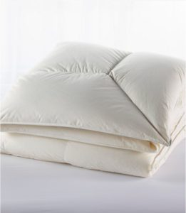 Permabaffle Box Goose Down Comforter