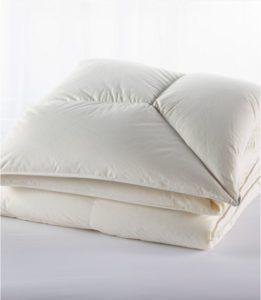 Permabaffle Box Goose Down Comforter