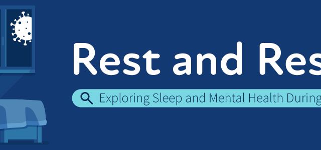 Social Distancing and Sleep